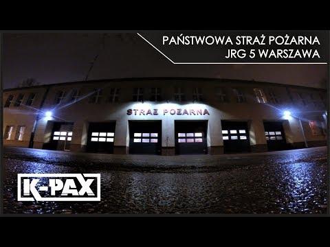 Państwowa Straż Pożarna | JRG 5 Warszawa | Film Promocyjny | Fire Brigade Poland | 2015