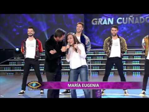 Fátima Flórez la rompió con su genial imitación de María Eugenia Vidal
