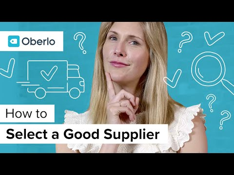 How to Find a Good Dropshipping Supplier