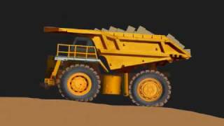 Truck Games - Mining truck game teaser - YetGame.Com