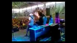 konser reggae tegal 'MARIJUANA'