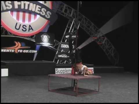 Sharon Polsky Ms. Fitness USA