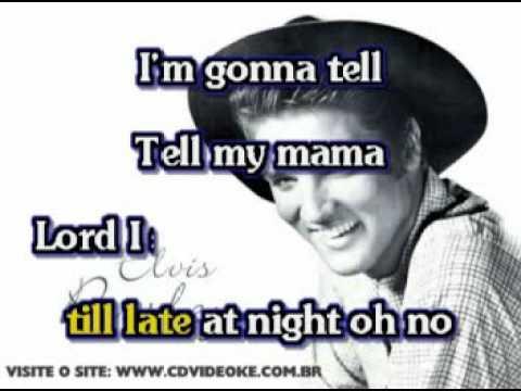 Elvis Presley   Lawdy Miss Clawdy