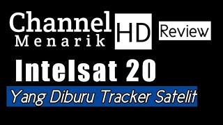 Channel Intelsat 20 HD Power Vu Paling Diburu