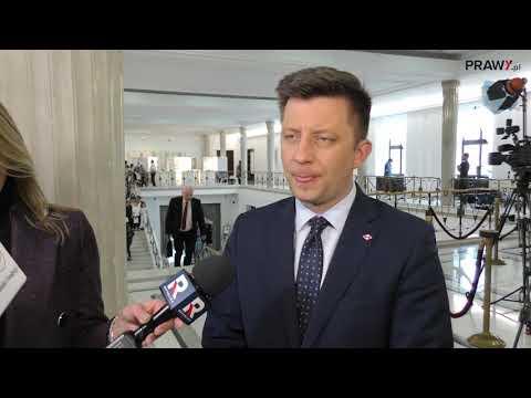Michał Dworczyk O Wycofaniu Z Obrad Projektu Ustawy Anty 447: Dobrze Się Stało