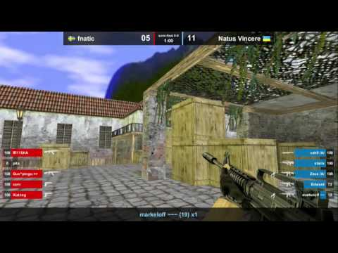 Navi vs Fnatic @ IEM SC Semifinal Map 1