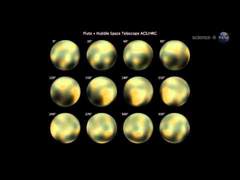 NASA's New Horizon's Visit to Pluto