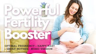 Powerful Fertility Booster + Happy Pregnancy - Classical Music
