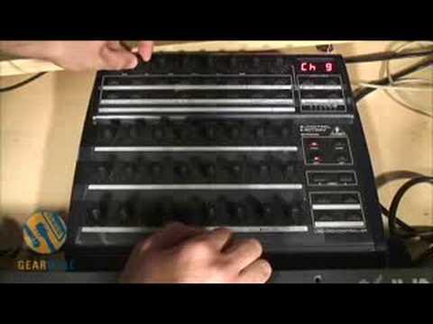 Roland Alpha Juno 1 Gets More Knobs For Christmas
