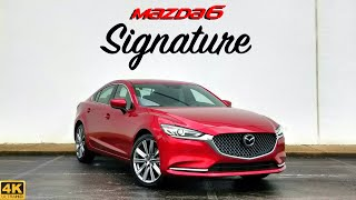 2020 Mazda 6 Signature // The Most Luxurious Mazda Money can Buy!