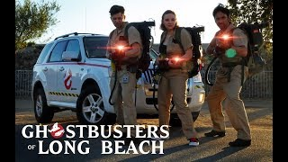 GHOSTBUSTERS OF LONG BEACH (a fan film by Chris .R. Notarile)