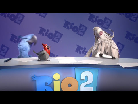 Rio 2 | Tapir Audition | Official HD Clip | 2014