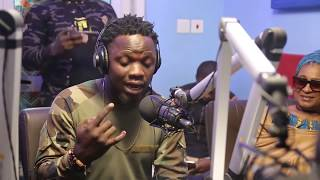 Don Itchi's Freestlye Throws Shots......Is He The Best Rapper In GH?