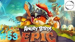 11. Höhle abgeschlossen - Angry Birds Epic #053