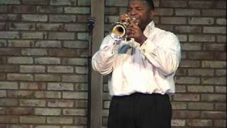 "Trumpet Clip: ""Eye is on the Sparrow"" (rodofgodcomedy.com)"