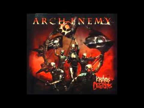 Arch Enemy - Through The Eyes Of A Raven