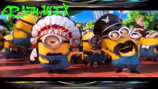 Minions - Blank Spaces REMIX - Crazy Mix
