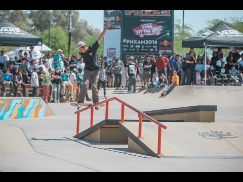 PHXAM 2016 Day 1 - Qualifiers