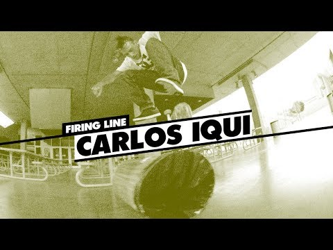 Firing Line: Carlos Iqui