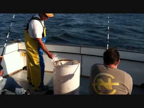 Striper fishing trip September 2012