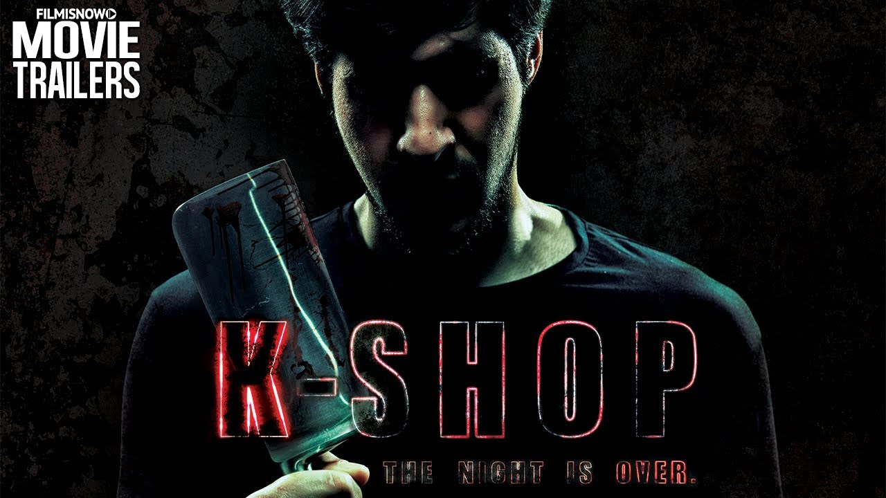 K-SHOP Official Red Band Trailer - Do you know what you are eating? [Horror] HD