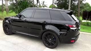 Range Rover SVR Review - BEST I