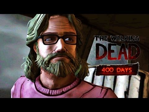 The Walking Dead 400 Days Gameplay Walkthrough Part 2 - Wyatt
