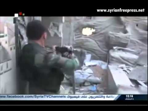 Syria News 7/1/2015 ~ Syrian Army kills terrorists and destroys their weaponary