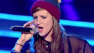 Frances Wood performs Where is the Love The Voice UK Blind Auditions 2 BBC One