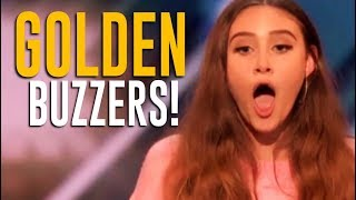 Download Lagu ALL 5 GOLDEN BUZZERS on America's Got Talent 2018!!! Gratis STAFABAND