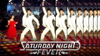 """Saturday Night Fever"" MOVIE TRAILER 2018   recut"
