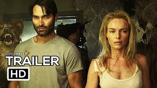 THE DOMESTICS Official Trailer (2018) Kate Bosworth, Tyler Hoechlin Horror Movie HD