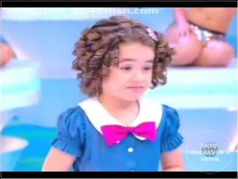 Maisa fala sobre a MALISA do Panico na T.V !.!.!.! PARTE 1