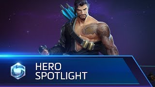 Hanzo Spotlight - Heroes of the Storm