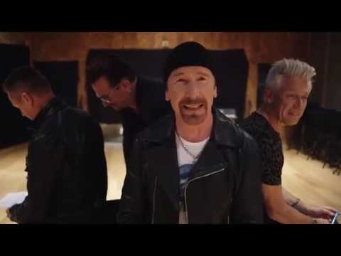 U2BR.COM - U2 answering questions sent by fans on Facebook