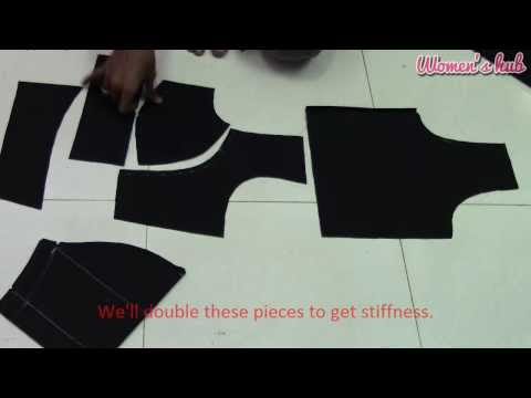 Double Katori Blouse - 3. Cutting the Cloth