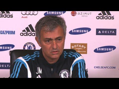 Jose Mourinho Says Steven Gerrard's Slip Cost Liverpool The Title Last Season