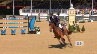 Royal Windsor Horse Show Grand Prix for The Kingdom of Bahrain Trophy