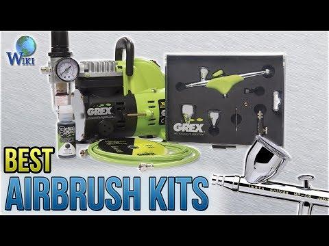 10 Best Airbrush Kits 2018