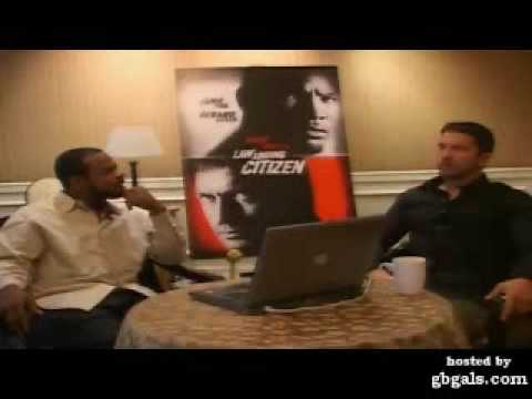 F Gary Gray & Gerard Butler Myspace Chat Pt 1