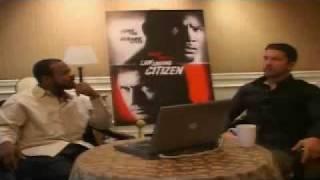 F Gary Gray & Gerard Butler Myspace Chat Pt 1