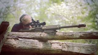 Light Fifty: the Barrett M82A1