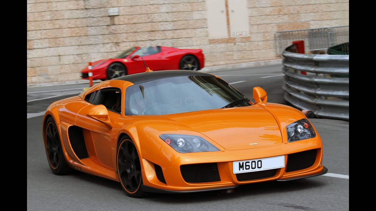 Awesome Noble M600 exh...