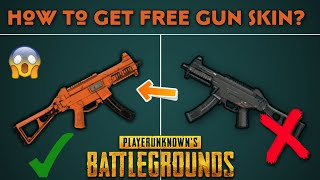 How to get free Guns skin in Pubg Mobile, Get Pubg gun skin Without spend uc Cash