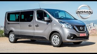 2017 Nissan NV300 Combi Interior, Exterior and Test Drive