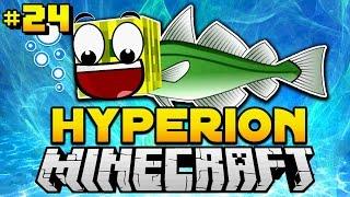 Chaosflo44 ist ein FISCH?! - Minecraft Hyperion #24 [Deutsch/HD]