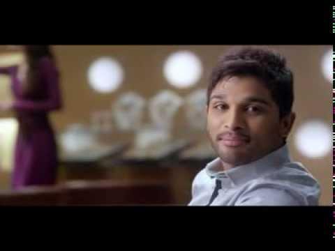 Joyalukkas New Gold Ad Telugu  Allu Arjun
