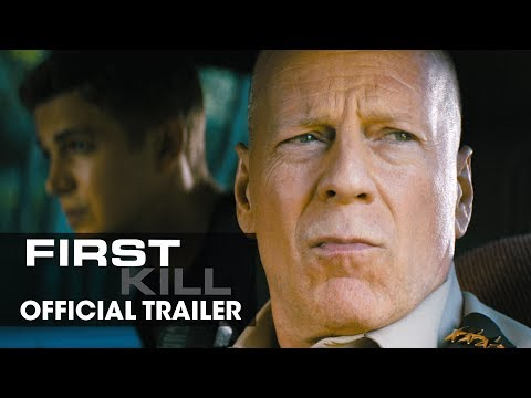 First Kill (2017 Movie) Official Trailer - Bruce Willis, Hayden Christensen streaming vf