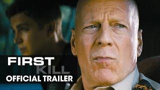 First Kill (2017 Movie) Official Trailer - Bruce Willis, Hayden Christensen