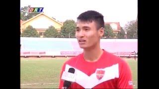 CLB Đắk Lắk sẵn sàng giành 3 điểm trước Nam Định - Đài truyền hình DakLak